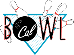 Cal Bowl | Kids Birthday Party, Company Party, Bowling Party Logo