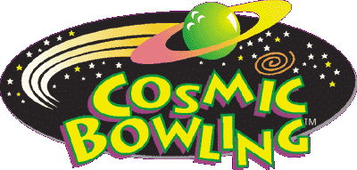 Cosmic bowling. Cal bowl kids birthday