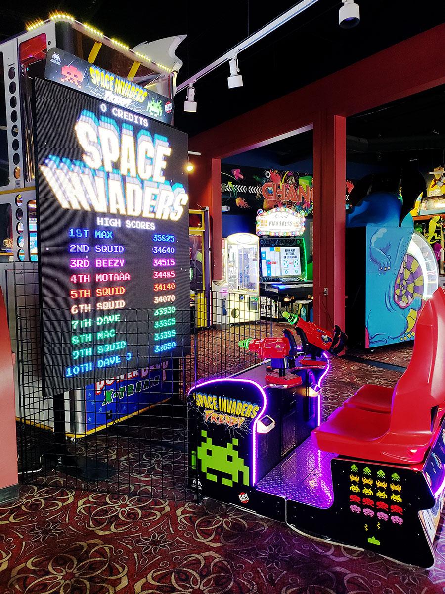 Cal Bowl Arcade