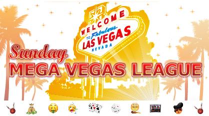 Mega Vegas Sunday logo