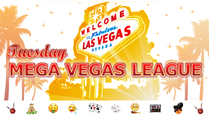 Mega Vegas Tuesday logo