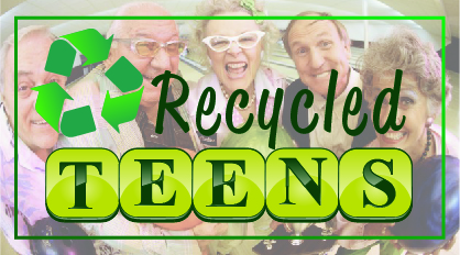 Recycled Teens logo