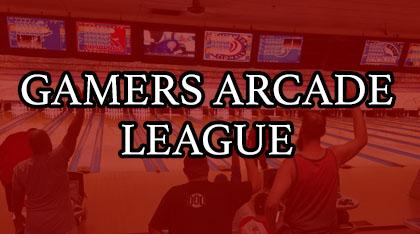 Gamers Arcade League logo