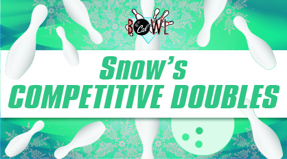Snow's Competitive Doubles logo