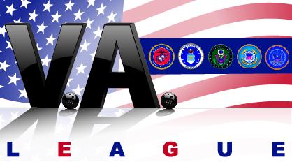 VA League logo