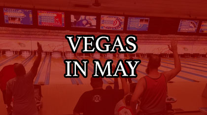 Vegas in May